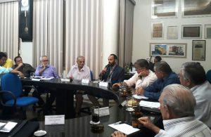 Sistema de estacionamento rotativo 'Zona Azul' recebe apoio da Associação Comercial do Amazonas
